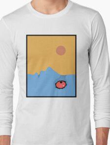 Fantastic Planet - Eyes Long Sleeve T-Shirt