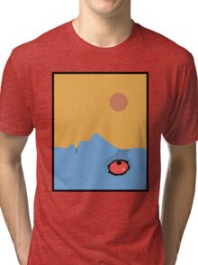 Fantastic Planet - Eyes Tri-blend T-Shirt