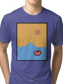 Fantastic Planet - Eyes Tri-blend T-Shirt