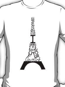 We're So Paris T-Shirt