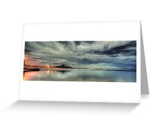 forster panorama Greeting Card