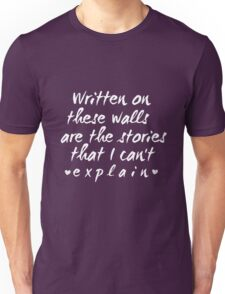 """I can't expliain""  Unisex T-Shirt"