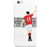 Ryan Giggs Ryan Giggs iPhone Case/Skin