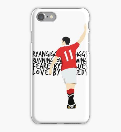 Ryan Giggs Ryan Giggs iPhone Case/Skin