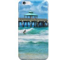 Surfing iPhone Case/Skin