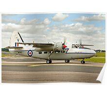 Hunting Percival Pembroke C.1 WV740/G-BNPH Poster