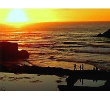 Pacific Coast San Francisco Photographic Print