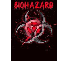 biohazard reactor Photographic Print