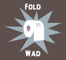 Fold vs Wad by drucpec