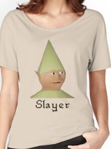 Slayer Gnome - Runescape Women's Relaxed Fit T-Shirt
