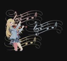 Shigatsu wa kimi no uso - Your lie in April by evilaki