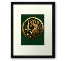 French Foreign Legion Para Badge Framed Print