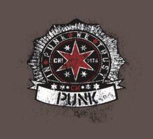 In Punk We Trust by Tigrex