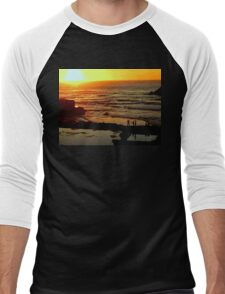 Pacific Coast San Francisco Men's Baseball ¾ T-Shirt