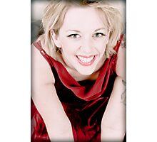 youthful beauty Photographic Print