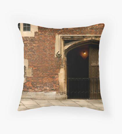 Katherine Swynford's Throw Pillow