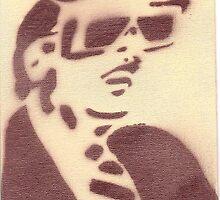 Mr. 3-D Kaki by Parker