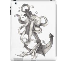 La Pieuvre iPad Case/Skin