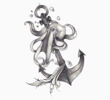 La Pieuvre One Piece - Short Sleeve