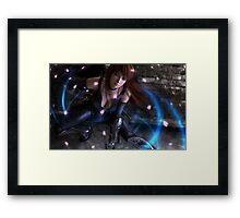 DoA Framed Print