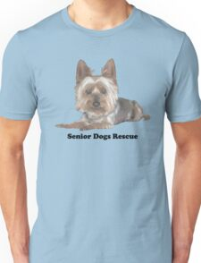 Senior Silkie Unisex T-Shirt