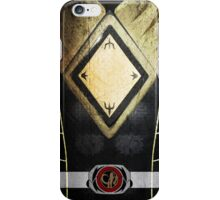 BlackRanger 5 iPhone Case/Skin
