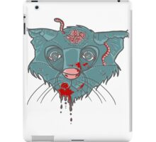 Zombie Frankenkitty iPad Case/Skin