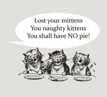 Three Little Kittens by Sharon Stevens