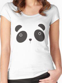 Panda Panda Women's Fitted Scoop T-Shirt