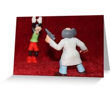 toys Greeting Card