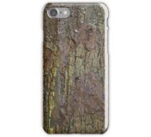 Aged Boat Bark iPhone Case/Skin