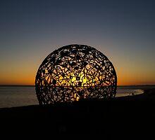 Sun Sphere by LensCapOn