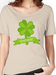 Clover for Patrick day Women's Relaxed Fit T-Shirt