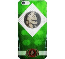 GreenRanger 5 iPhone Case/Skin
