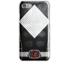 BlackRanger 3 iPhone Case/Skin