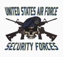 USAF Security Forces by ZeroAlphaActual