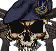 USAF Security Forces Sticker