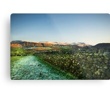 Helvellyn from Keswick Metal Print