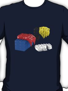 Dali Toy Bricks T-Shirt