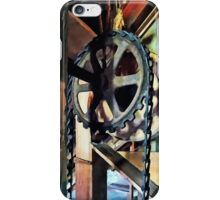 Mechanical Advantage iPhone Case/Skin