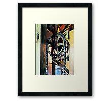 Mechanical Advantage Framed Print