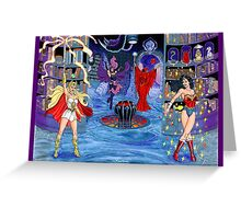 Double Transformation by Kevenn T. Smith Greeting Card