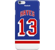 New York Rangers Kevin Hayes Jersey Back Phone Case iPhone Case/Skin
