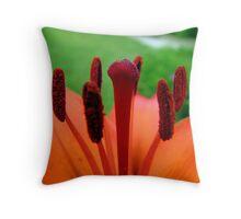 Lilium Throw Pillow