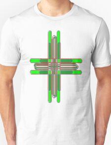 Complex Pattern Unisex T-Shirt