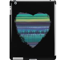 Stop Listening to the Static - Abstract Heart II iPad Case/Skin