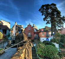 Portmeirion by Paul Sampson