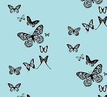 Butterflies by krice