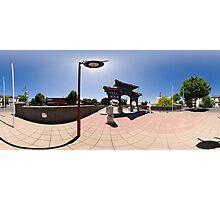 Chinese Gateway - Full 360° Panorama Photographic Print