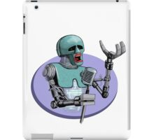 2-1b Sings! iPad Case/Skin